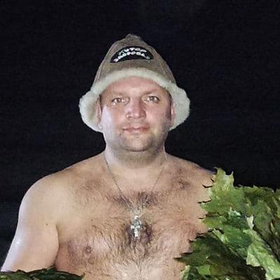 Алексей - мастер парения на Хуторе Здоровья Ченцовых