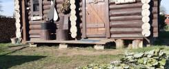 разновидности веников для бани на Хуторе Здоровья Ченцовых